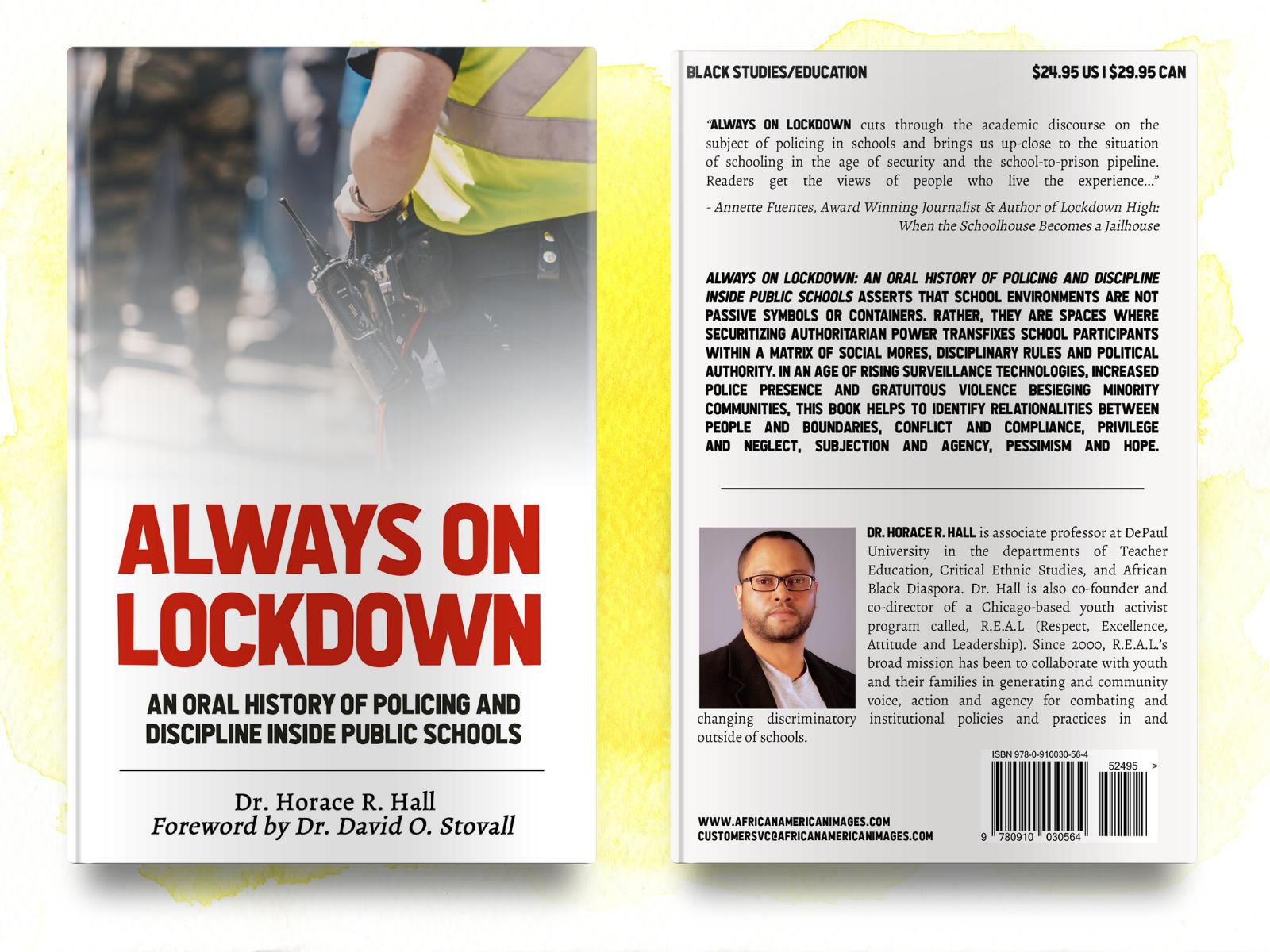 Always on Lockdown Front Back Full Cover