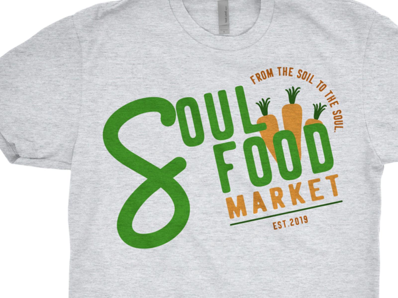 Soul Foods Market Alternative Logo
