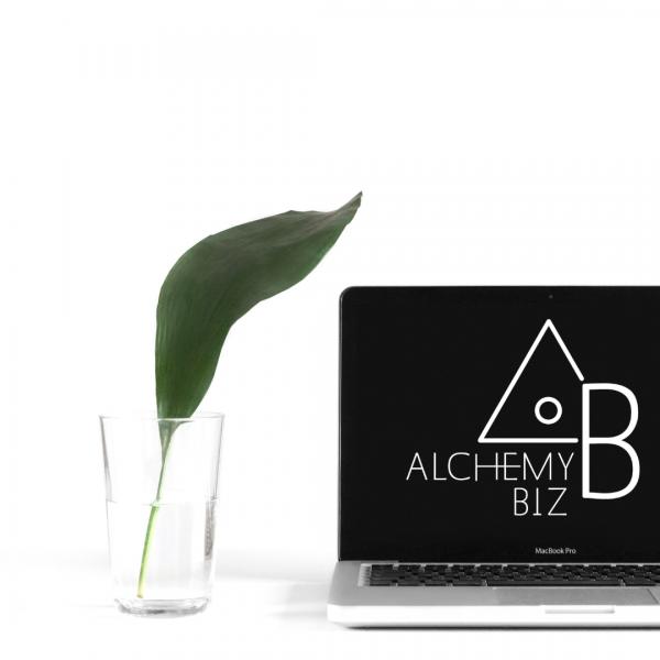 Logo Design : Alchemy Biz