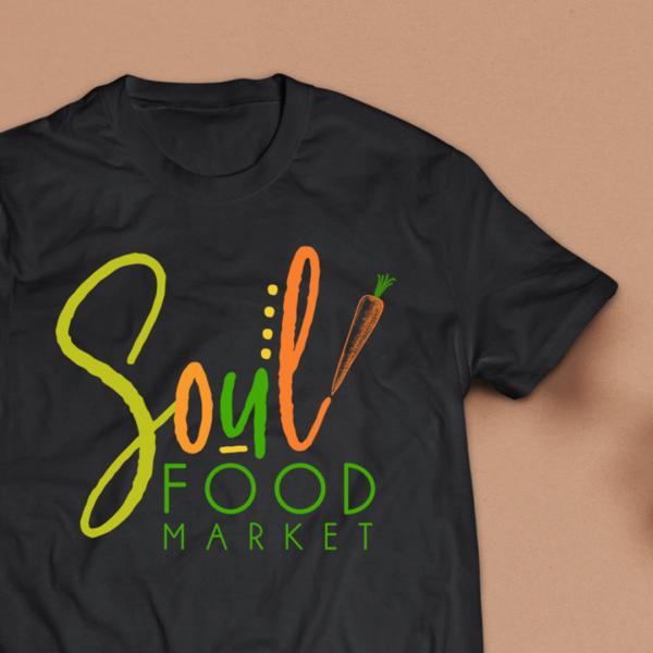 Logo Design : Soul Food Market