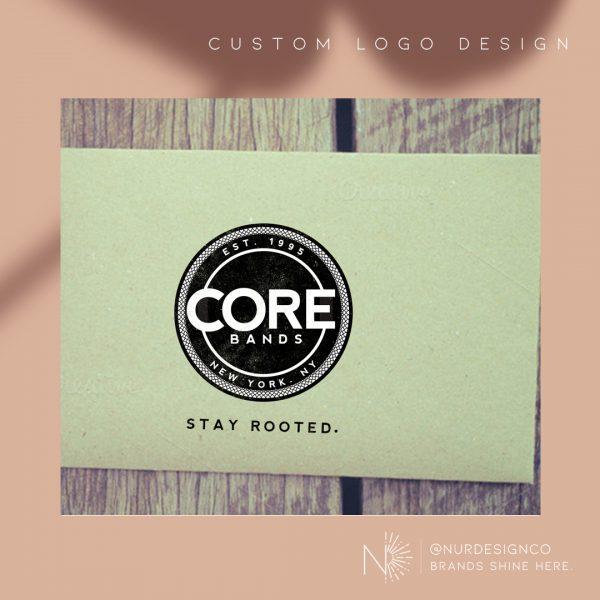 Logo Design : Core Bands